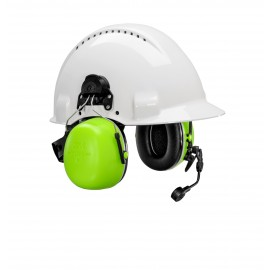 3M™ PELTOR™ MT73H450P3E-77 GB - CH-5 High Attenuation Headset - Flex Connector - Hard Hat Model