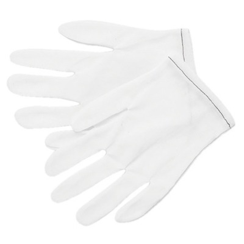 Ladies' Nylon Hemmed Inspectors Glove