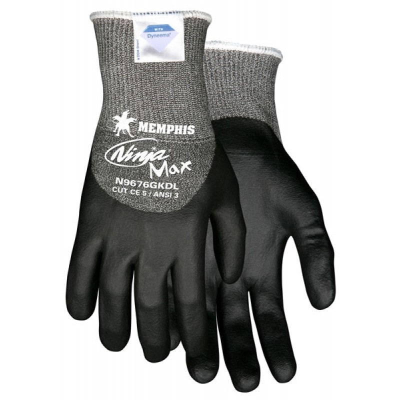 MCR N9676GKD Ninja® Max Dyneema® Diamond Work Glove 1 Pair