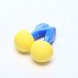 3M™ E-A-R™ EXPRESS™ Pod Plugs™ Uncorded Earplugs Blue Grips 321-2100, in Pillow Pack 400 EA/Case