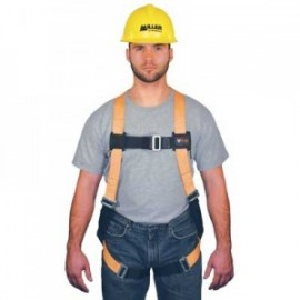 Titan Full Body Harness with Mating Buckle Leg Straps