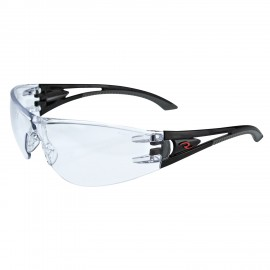 Radians Optima Polycarbonate Safety Glasses Black Color - 12  / Box