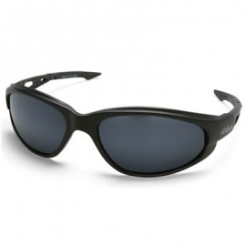 Edge Dakura Polarized Safety Glasses - G-15 Silver Mirror Lens