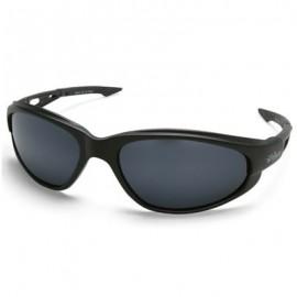 Edge Dakura Polarized Safety Glasses - G-15 Silver Mirror Lens