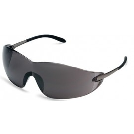 MCR Blackjack Safety Glasses  Grey Anti-Fog Lens 1/DZ