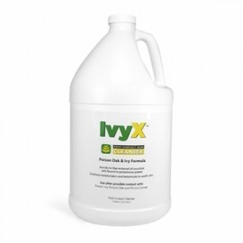 CoreTex Ivy X Post Contact Poison Oak Cleansing Lotion 1 Gallon Jug