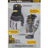 DeWalt Gloves PVC Padded Palm DPG210 - Work Gloves - Enviro Safety Products, envirosafetyproducts