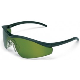 Triwear Safety Glasses with Onyx Frame and Green 3.0 IR Lens 1 DZ