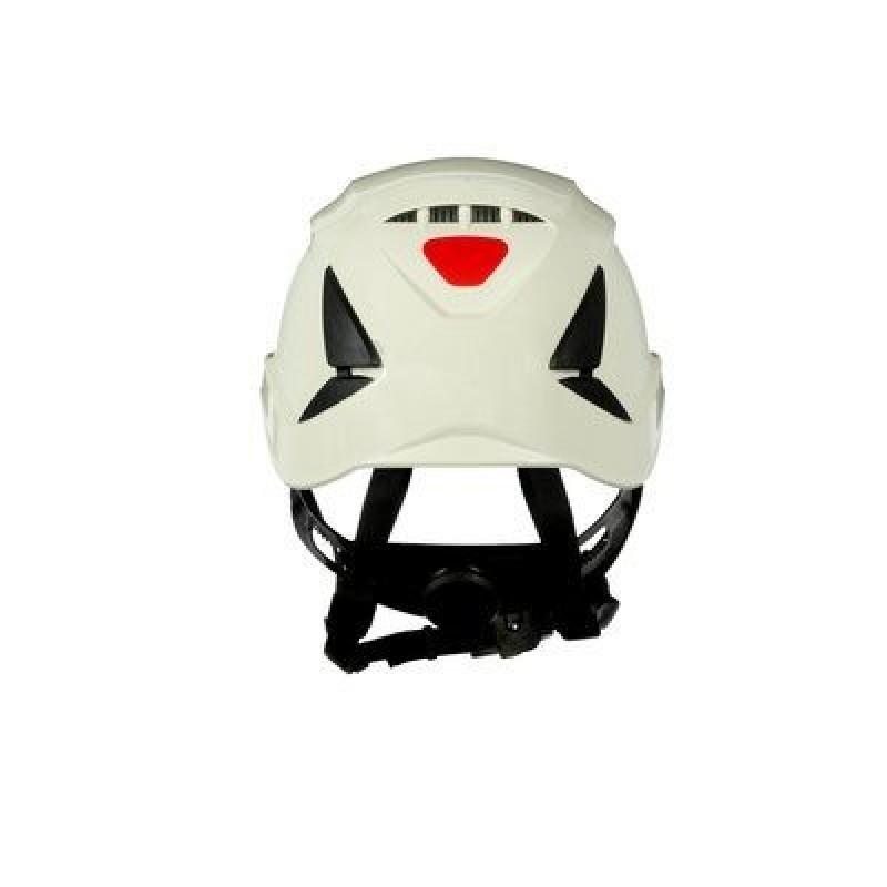 3M™ SecureFit™ Safety Helmet, X5001V-ANSI,  White, vented (Case of 10)