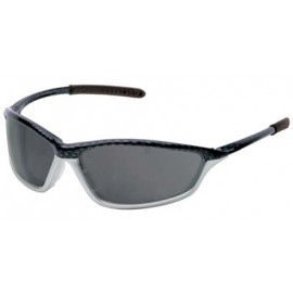 MCR Shock Safety Glasses Grey Anti-Fog Lens (1 DZ)