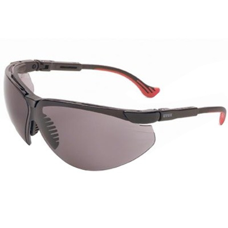 uvex genesis xc safety glasses gray lens uvex safety
