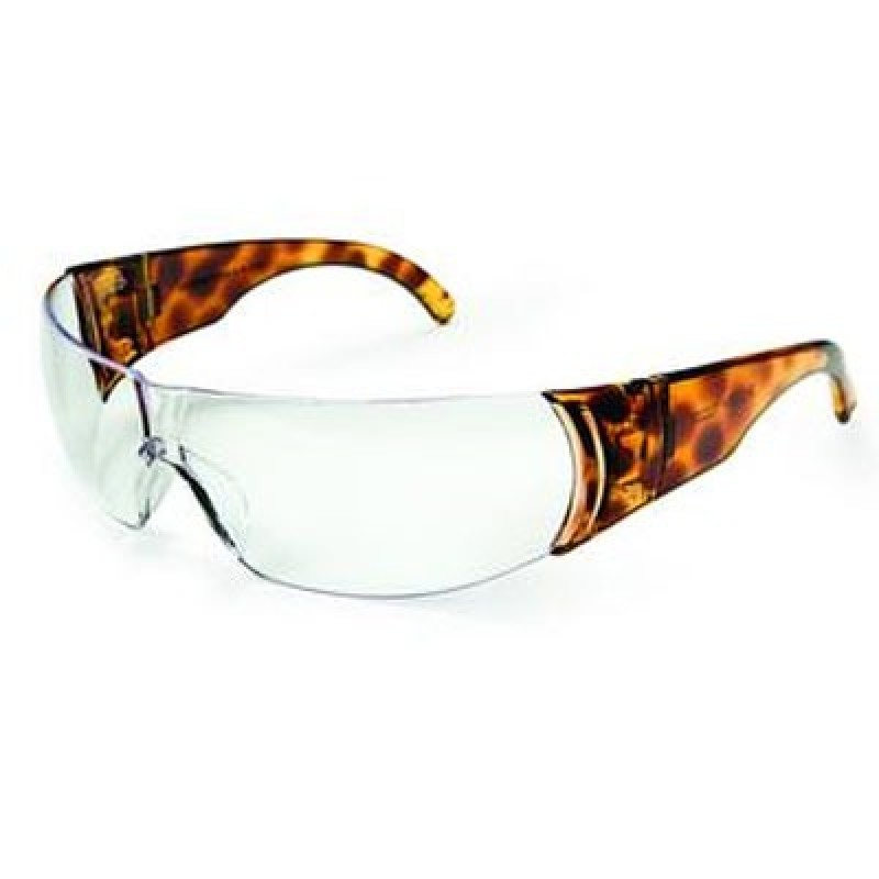 W300 Women's Safety Glasses - Clear Lens