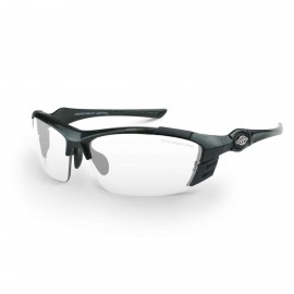 Radians TL11 Clear Gray Frame Safety Glasses 12 PR/Box