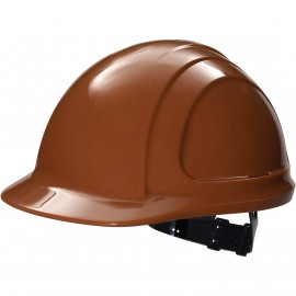 Honeywell North Zone Hard Hat N10120000  Brown Quick Fit Style (Cap and Suspension Assembly) 12/Case