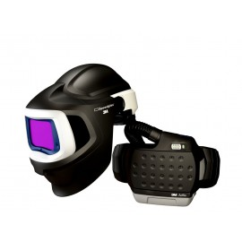 3M™ Adflo™ PAPR with 3M™ Speedglas™ Welding Helmet 9100MP, 37-1101-30SW, HE, Li Ion Battery, Hard Hat, ADF 9100XX