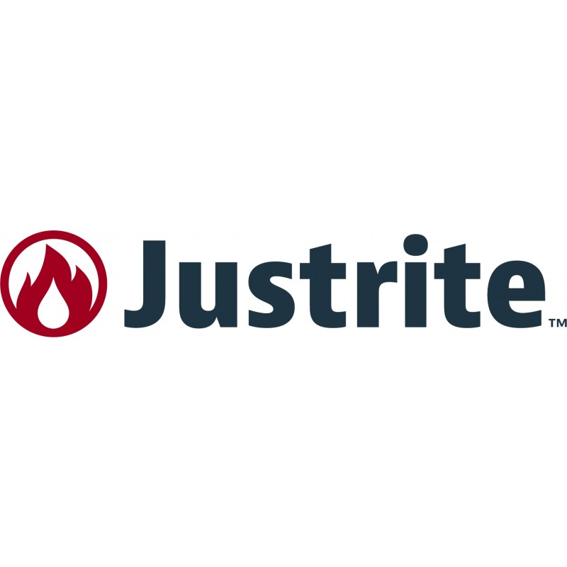 Justrite 7120100 Can, Safety, Type 1, 2G, Red