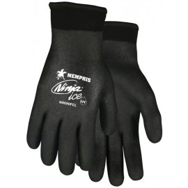 MCR N9690FC Ninja® Ice Fully Coated Winter Work Gloves 1/DZ