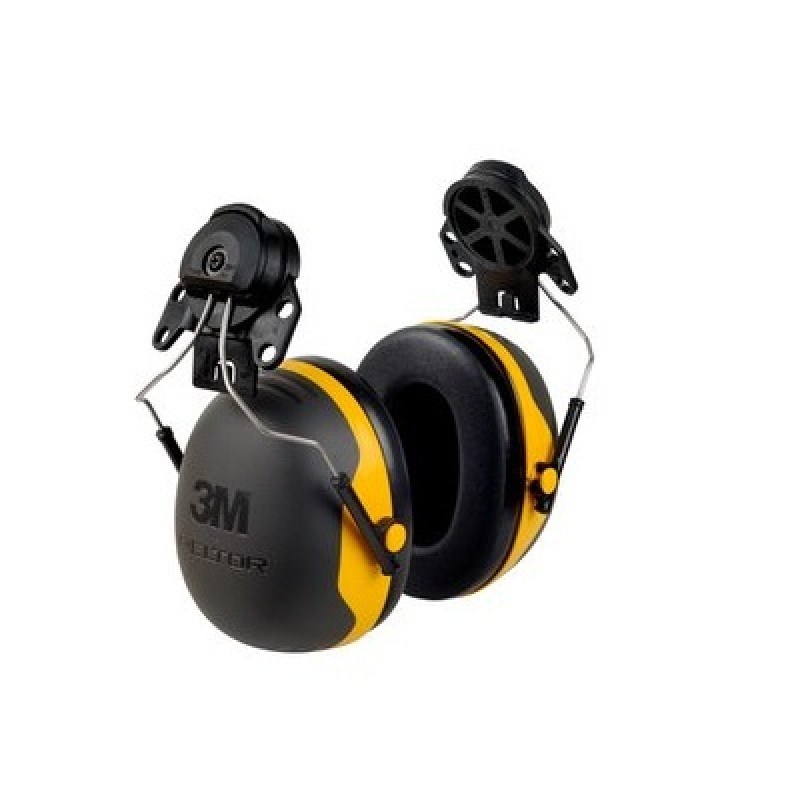 3M Peltor Earmuff X2P3E Hard Hat Attachment
