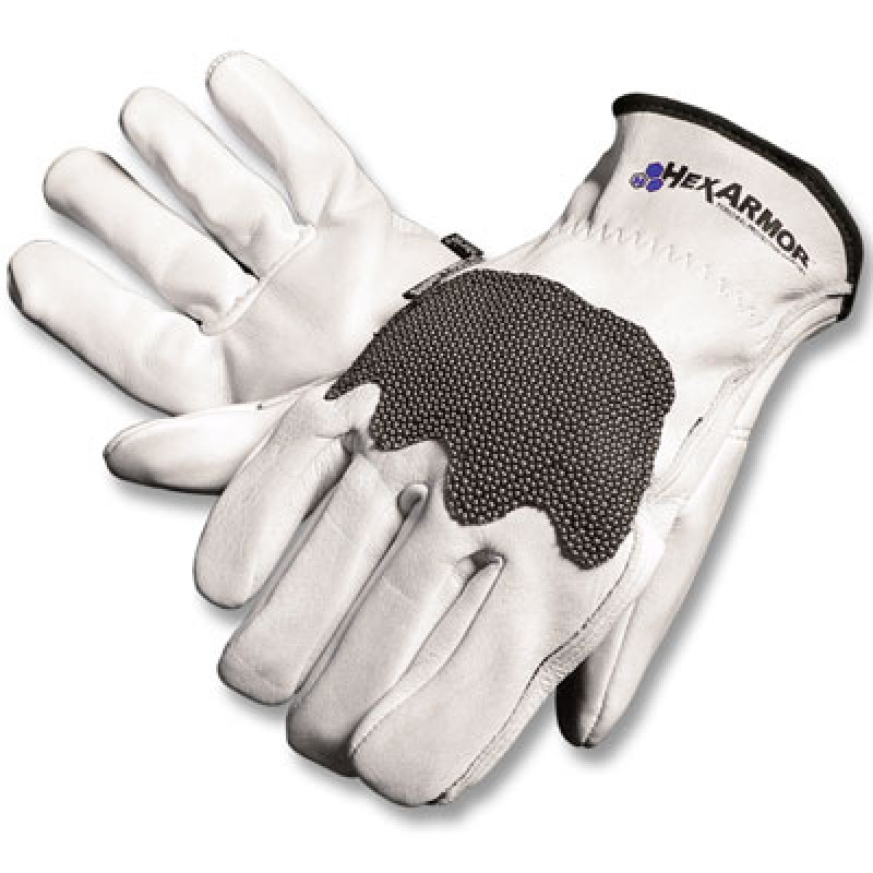 HexArmor 5033 Steel Leather III Gloves