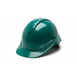 Pyramex HP44135 Ridgeline Hard Hat Green Color - 16 / CS