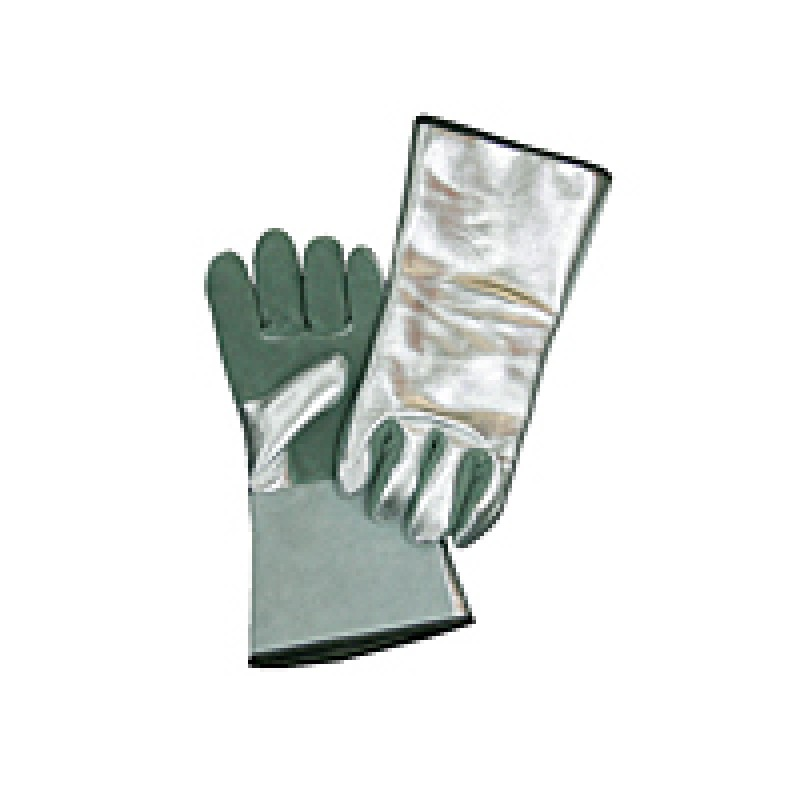 Chicago Protective Apparel CPA 901-ALUM Domestic Welding Glove