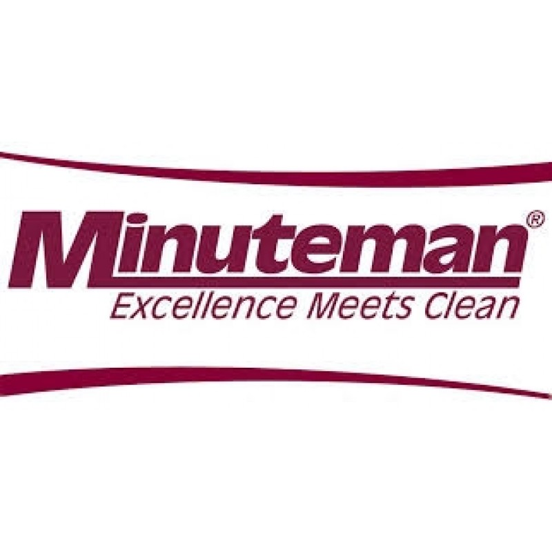 Minuteman KS28BQP Ks28 Battery Operated Walk-Behind Carpet/Hard Floor Sweeper, Equipped With On-Board Charger