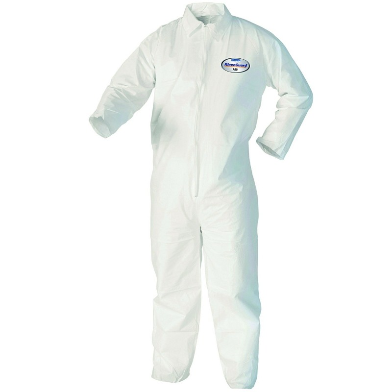 Kimberly Clark Kleenguard™ A40 Liquid & Particle Protection Coveralls (25 Per Case) 44303 | 44304 | 44305 | 44306
