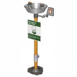 Guardian Pedestal Mounted Eyewash Station