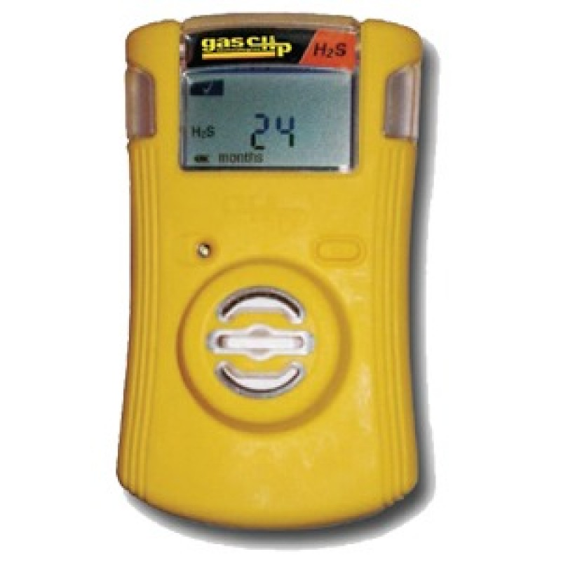 Single Gas Clip Detector - 24 Month