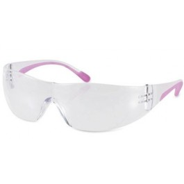 EVA Women's Petite Safety Glasses with Clear Lens (144 Pairs)