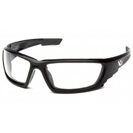 Venture Gear  Brevard  Shiny black frame/ Clear AntiFog Lens  Safety Glasses  1 / EA