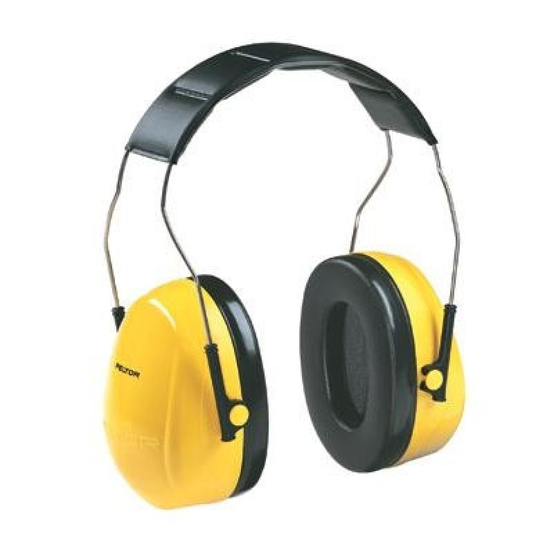 3M™ PELTOR™ Optime™ 98 Over-the-Head Earmuffs H9A