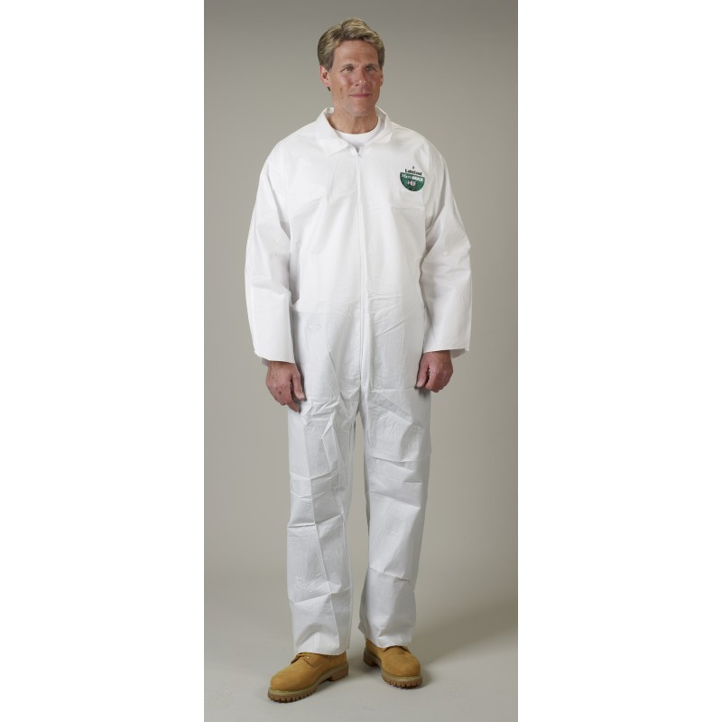 MicroMax HBF Coverall - Zipper Closure