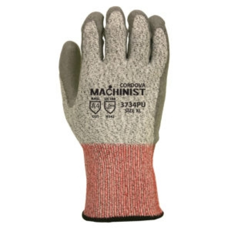 Cordova Safety Gloves  Machinist™ | 3734PU (12 PR)