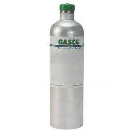 Calibration Gas - Carbon Monoxide 20PPM, Air Balance - 34 Liter