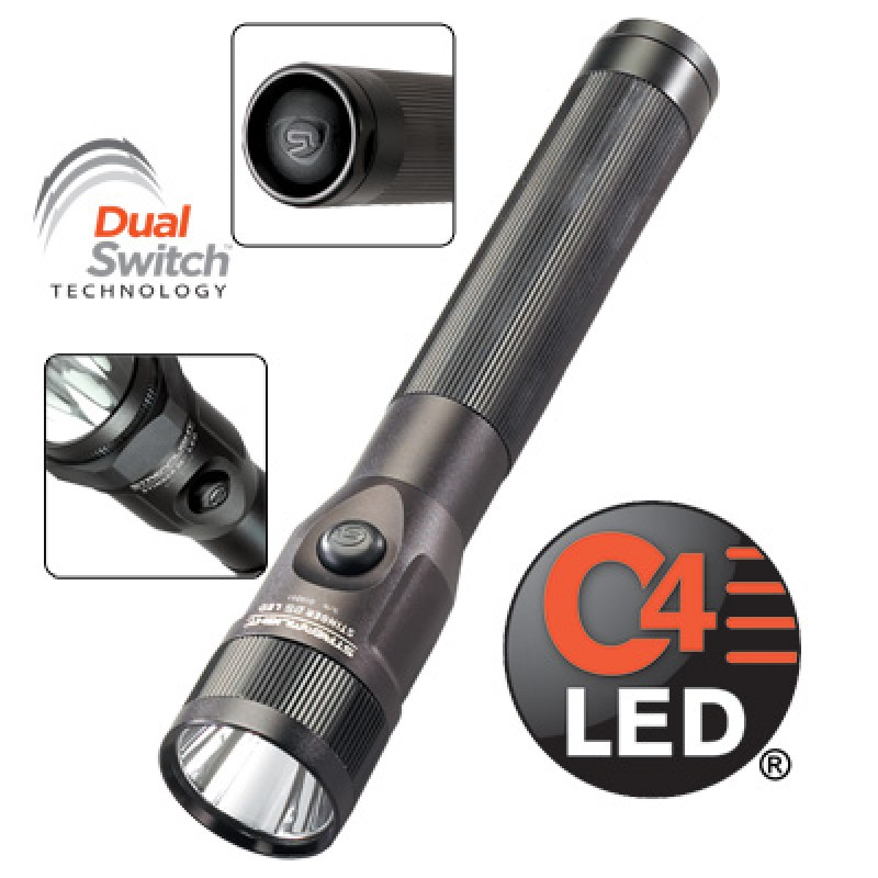 Streamlight Stinger DS LED Flashlight without charger