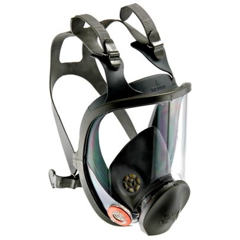 3M 6800 Full Face Respirator Mask - Medium