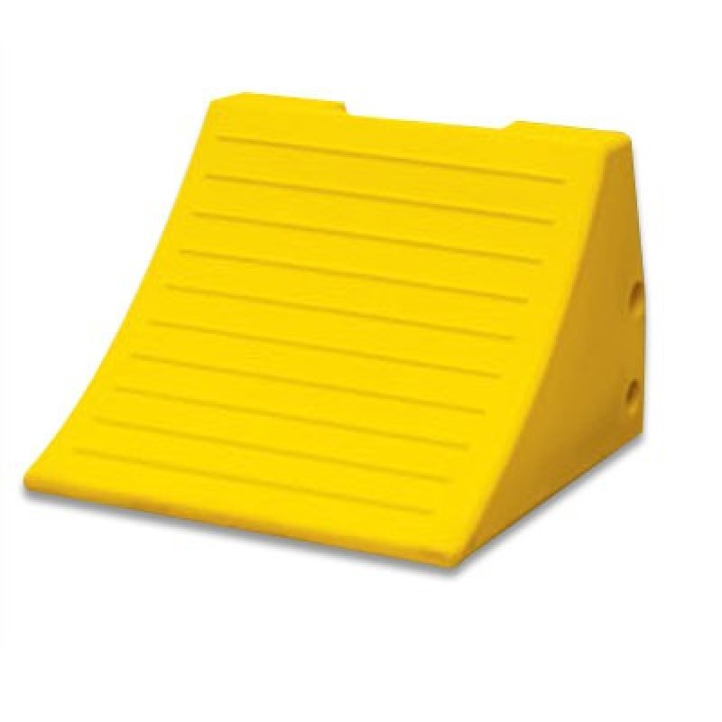 Checkers Off Road Wheel Chocks-For Heavy Maintenance Vehicles