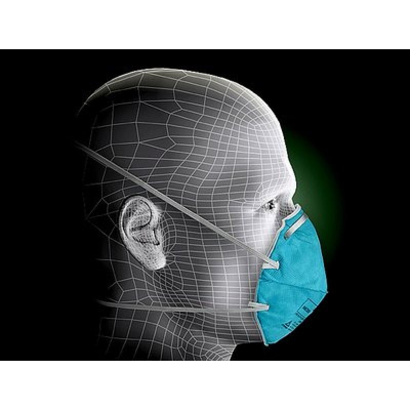 3M™ 1860 N95 Health Care Particulate Respirator and Surgical Mask (Box of 20)