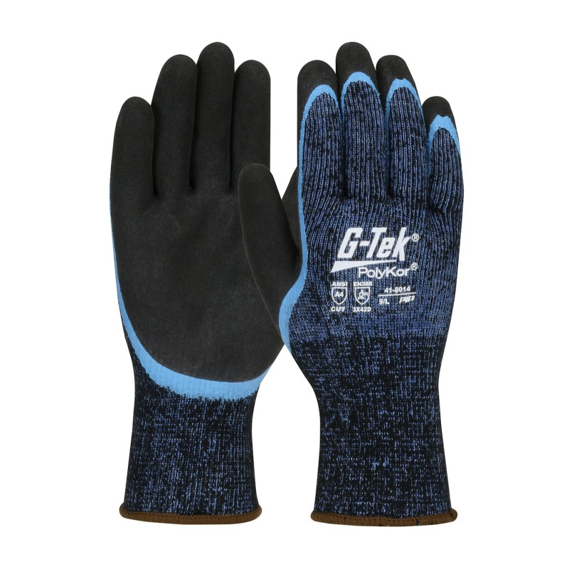 PIP 41-8014 G-Tek® PolyKor® Cold Conditions Winter Glove 12 Pairs