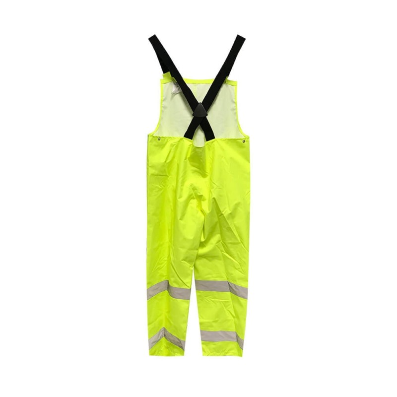 Tingley TO24122 Icon Rainsuit Overalls - Yellow