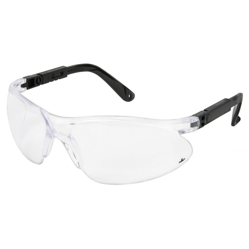 MCR Safety Glasses CT932 Clear Lens (1 DZ)