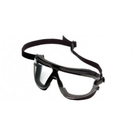 3M™ Lexa™ Dust GogglesGear™ Safety Goggles 16617-00000-10 Clear Lens, Headband, Medium (Case of 10)