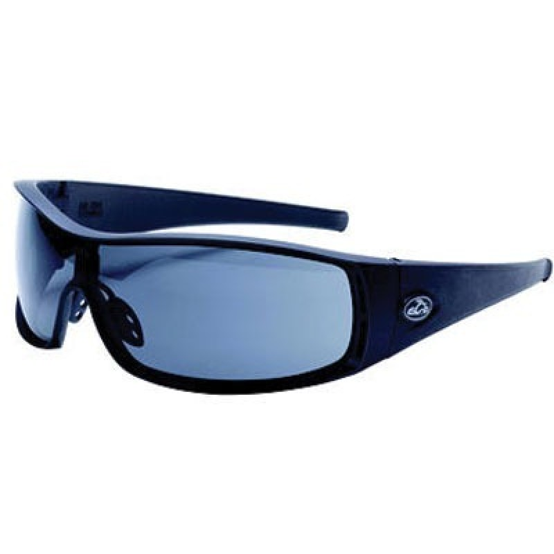 OCC1100 Safety Glasses with Gray Anti-Fog Lens