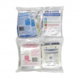 PIP ANSI Class A First Aid Refill Pouches - 25 Person | 299-15025A-RP