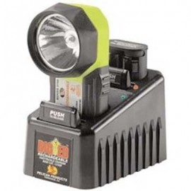 Pelican Big ED Rechargeable 3750 Right Angle Flashlight