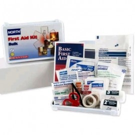 North Bulk First Aid Kit - 10 Person
