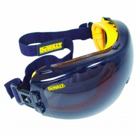 DeWALT DPG82-21 Concealer Smoke Anti-Fog Safety Googles (1 DZ)