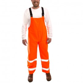 Tingley Icon Rainsuit Overalls - Orange