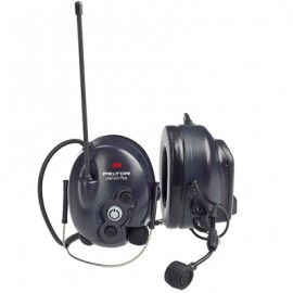3M™ PELTOR™ Lite Com Plus 2-Way Radio Headset, MT7H7B4610-NA, Neckband